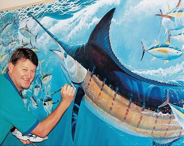 Guy Harvey to Greet Fans and Sign Merchandise at Two Texas Appearances