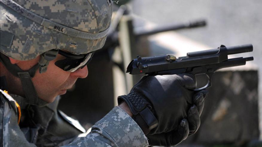 m9pistol army