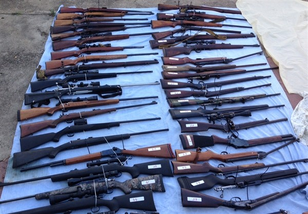 """Anti-Gunner Gets Mad When Guns Bought in """"Buyback"""" Were Auctioned Off to be Sold to Public"""