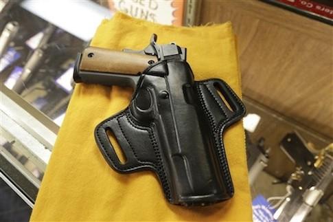 Poll Gun Rights