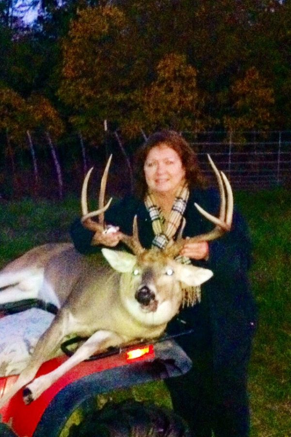 Whitetail in Montague county