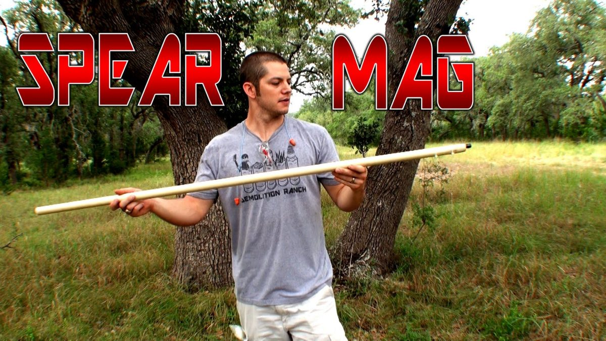 Demolition Ranch: Spear Mag (VIDEO)