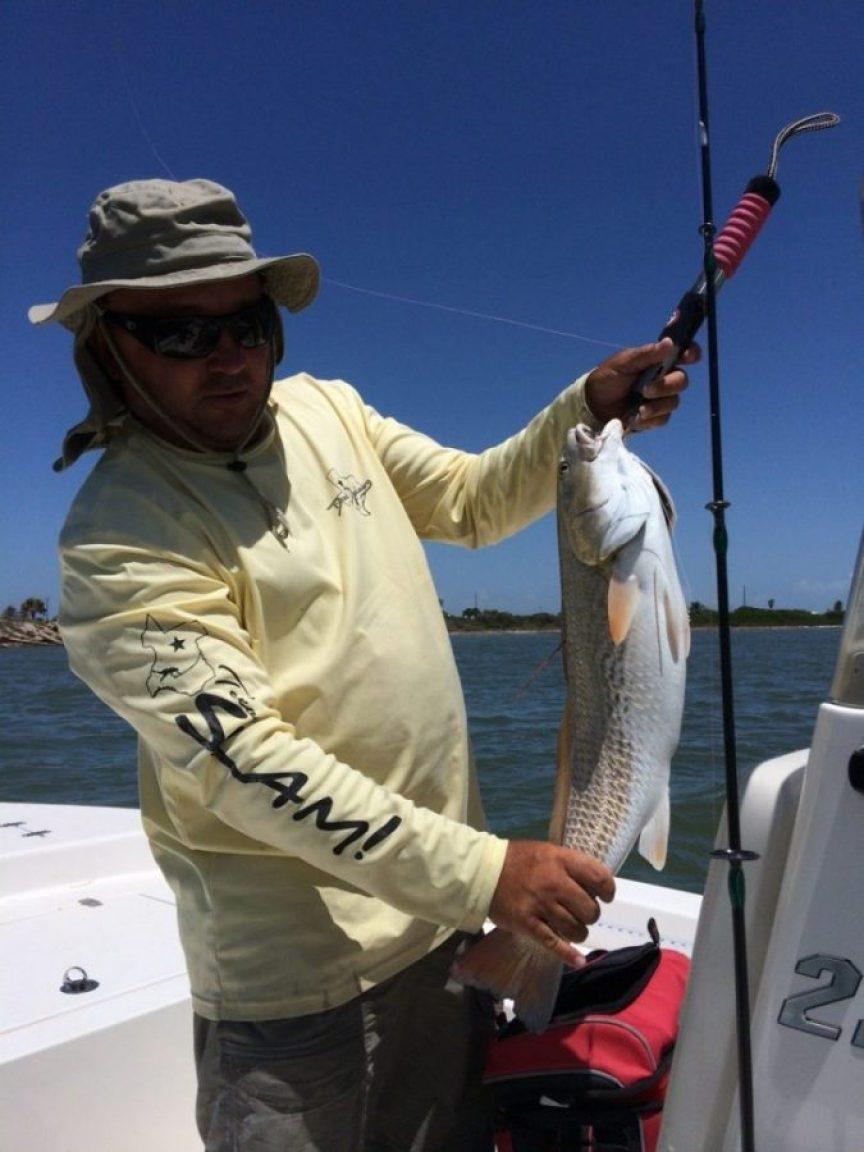 David Johnson_Tagged Redfish Winner #4