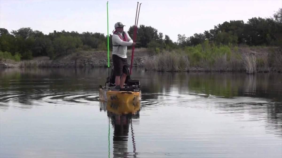 How to choose a bass fishing kayak video texas fish for Freshwater kayak fishing