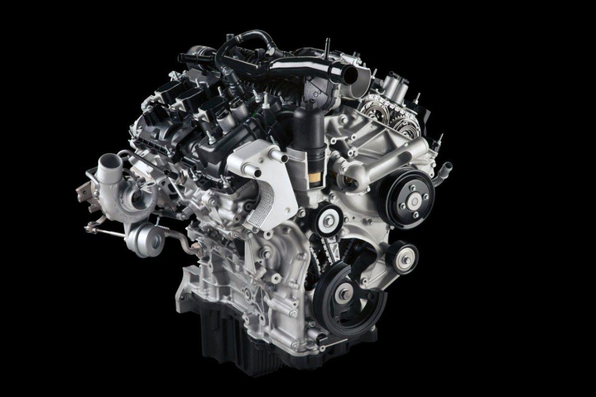 New 2.7L EcoBoost engine