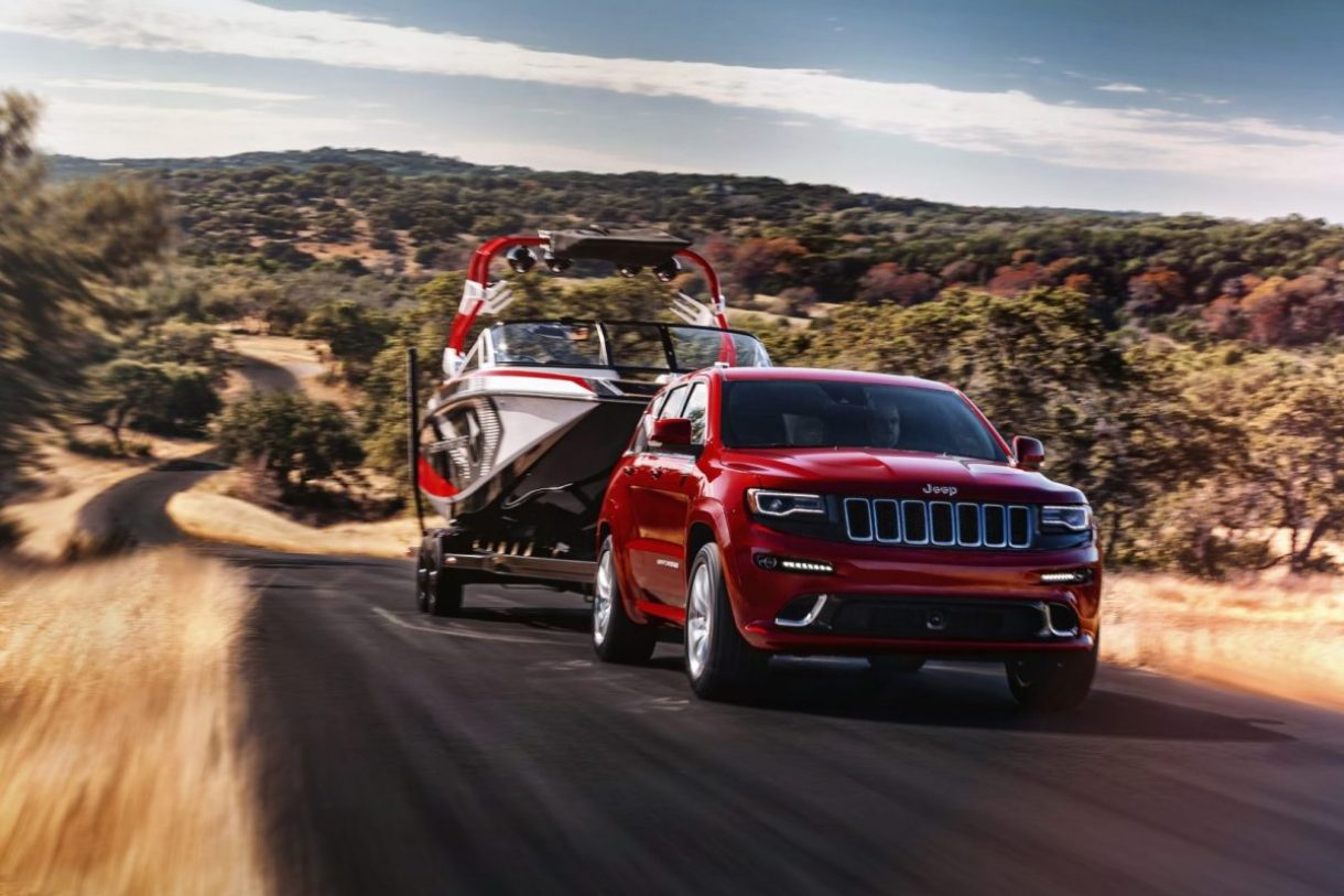 2015 Jeep Grand Cherokee: The SUV of Texas