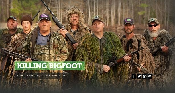 East Texan takes hunt for Bigfoot to television - Texas Fish & Game