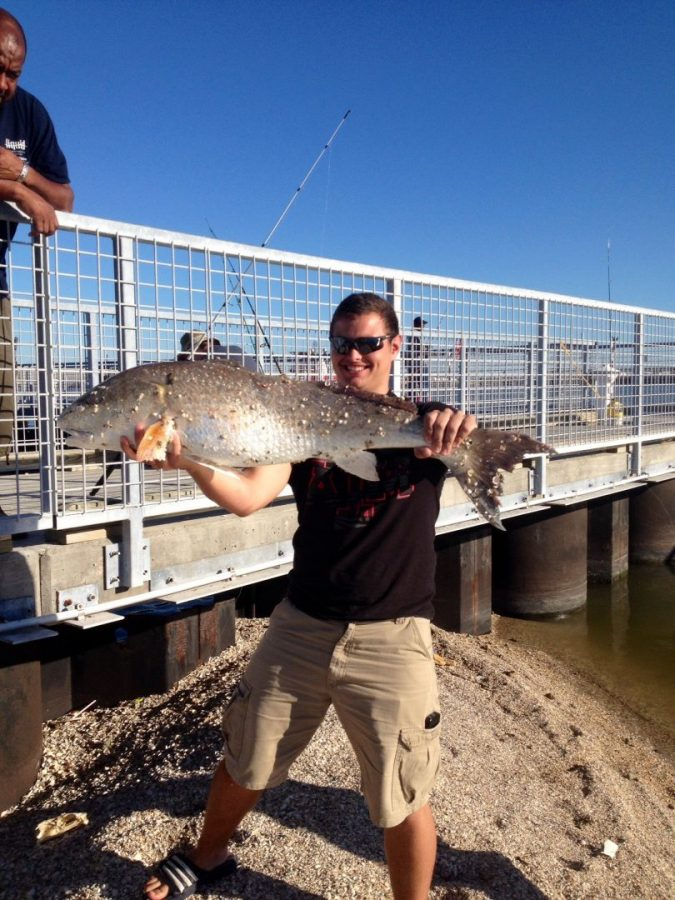 39 bull red texas fish game magazine for Texas fish and game magazine