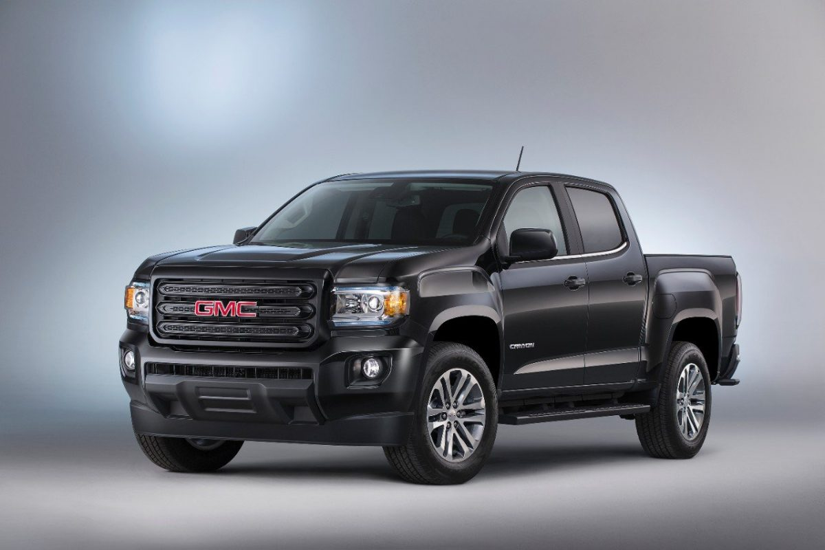 2015 GMC Nightfall Edition
