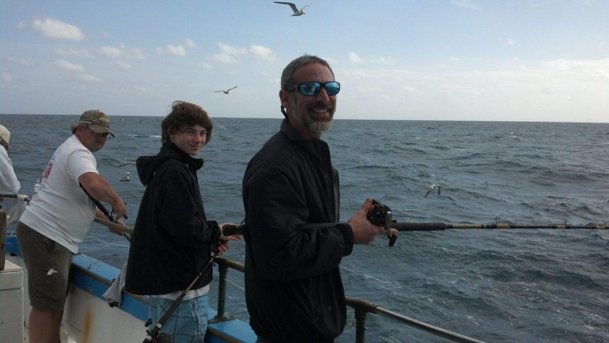 Go Fishing on a Head Boat (No, really!)