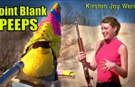 Watch: Just in Time for Easter...Peeps vs. .22