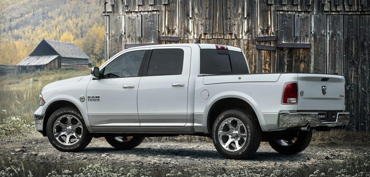 2015 Ram 1500 Texas Ranger Edition