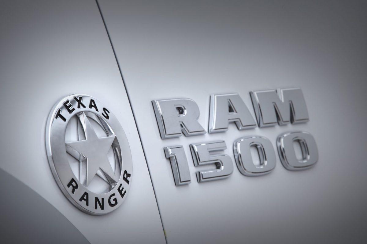 Texas Ranger Edition Truck represents Ram relationship