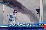 Armed Citizen Shoots Carjacker [VIDEO]
