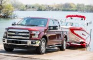 2016 F-150 offers Pro Trailer Backup Assist System