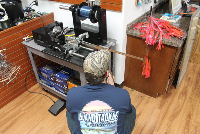 Monofilament versus braid fishing line show down texas for Braided fishing line vs monofilament