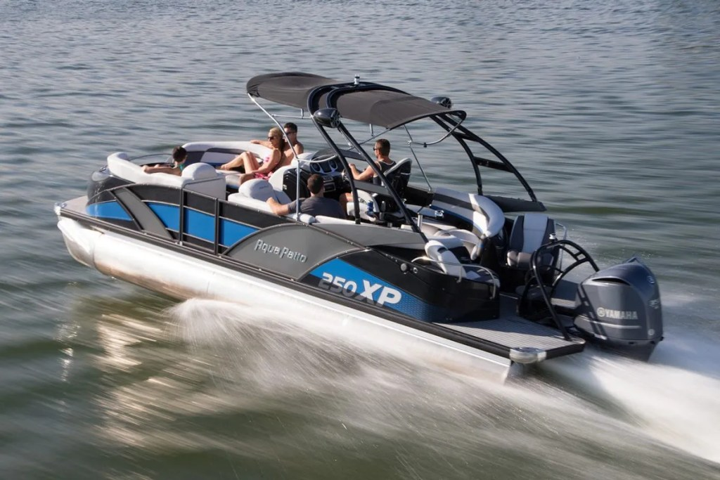 Speeding Ticket App >> A 60 MPH Pontoon Boat? YEAH!! - Texas Fish & Game Magazine