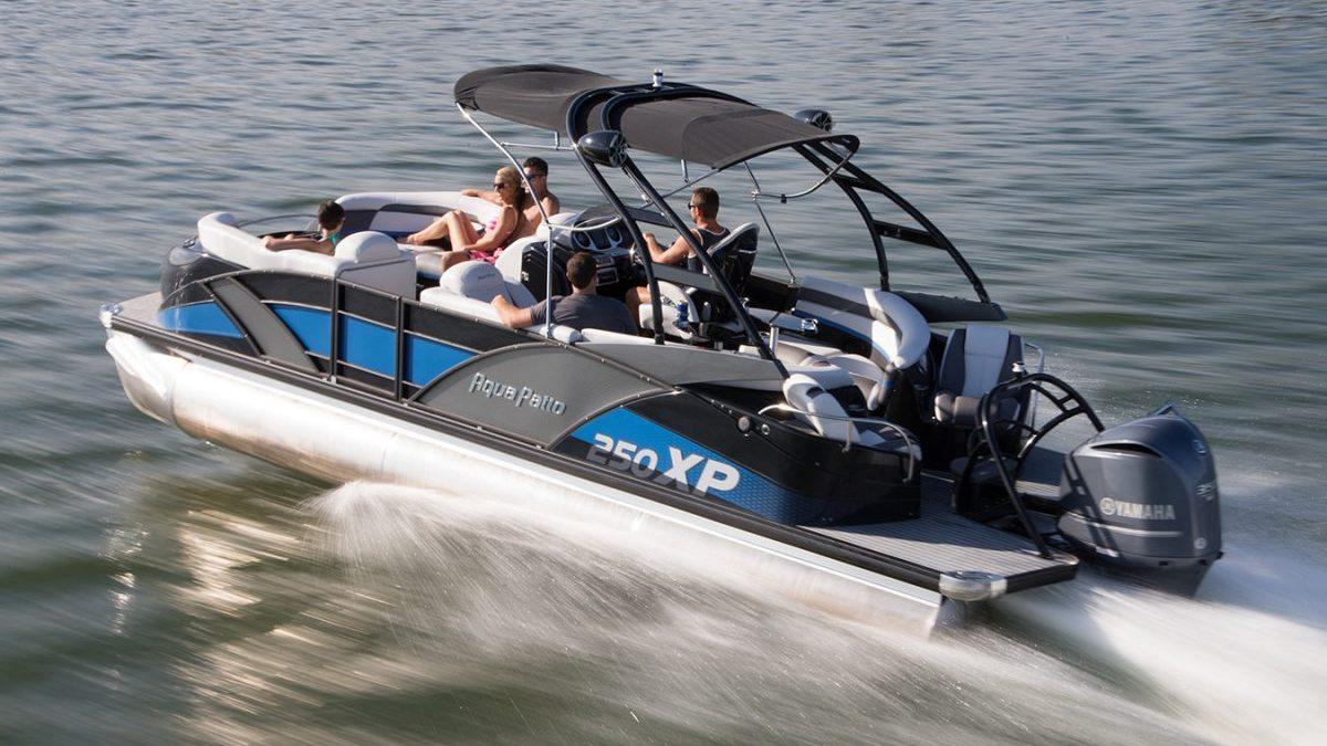 A 60 Mph Pontoon Boat Yeah Texas Fish Amp Game Magazine