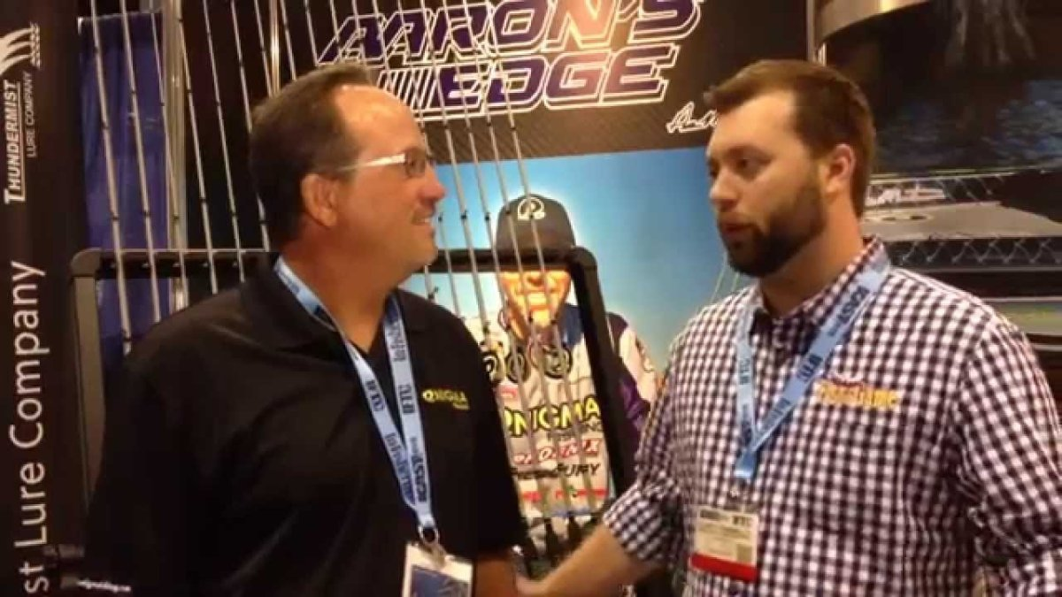 Enigma Fishing - ICAST 2015 - Texas Fish & Game Magazine