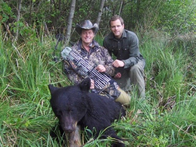 Florida bear season permits go on sale and nugent has his for How much is a non resident fishing license in florida
