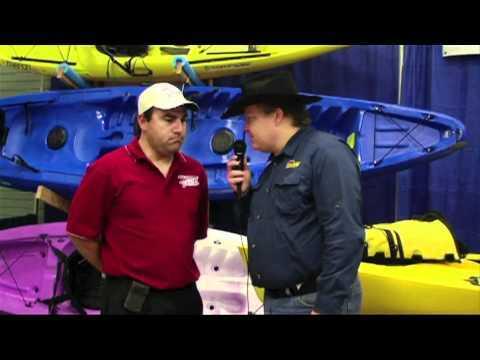 Kayak Paddling Trails (Video)
