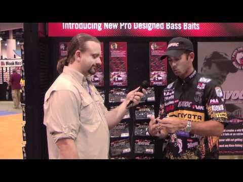What goes into designing a lure? (video)