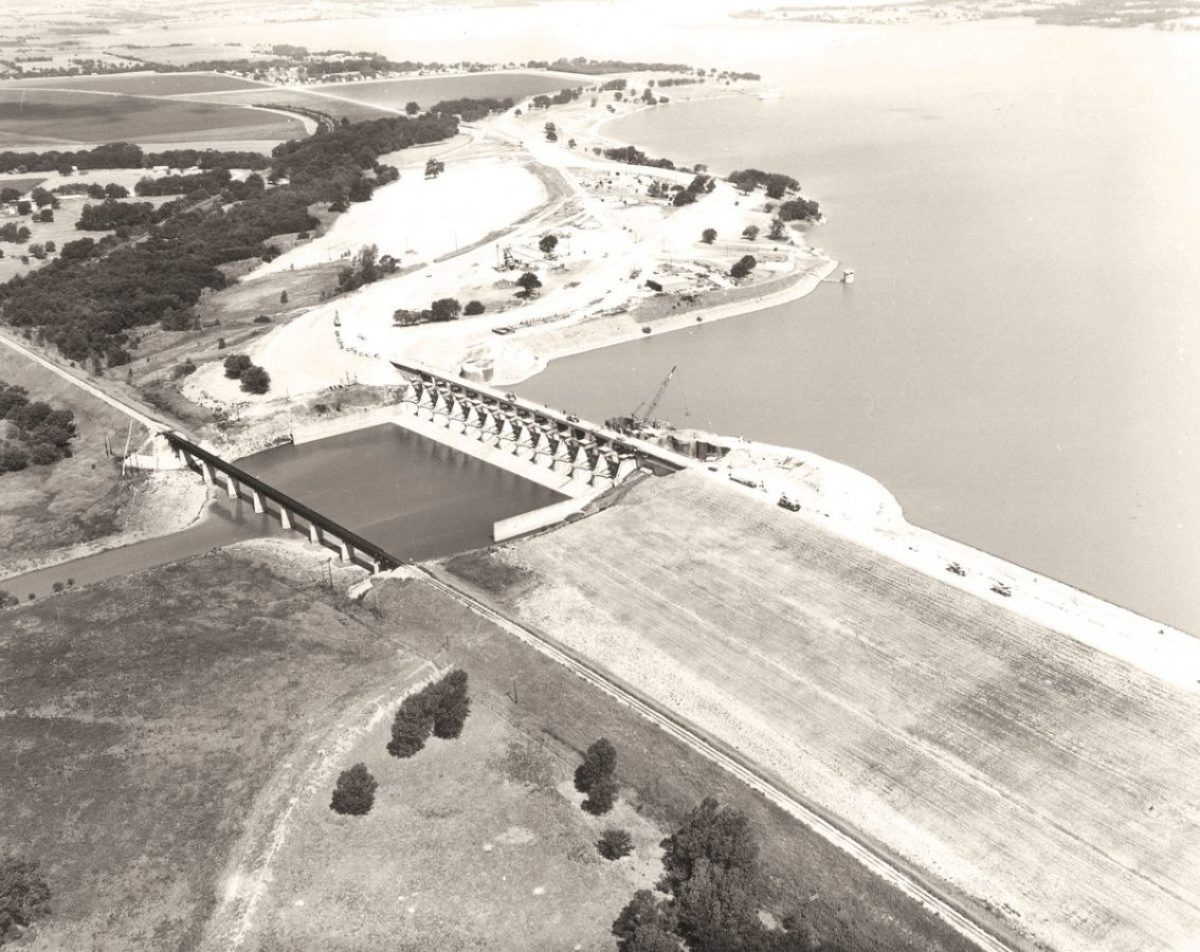 "Construction of Lake Lavon in the early 1950s—during a reservoir construction boom that built more than 200 major lakes—forced the author's grandparents to sell much of the family's land for ""chump change."" Is another such boom on the horizon?"