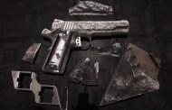 Cabot Guns Meteorite 1911 Pistols Unveiled