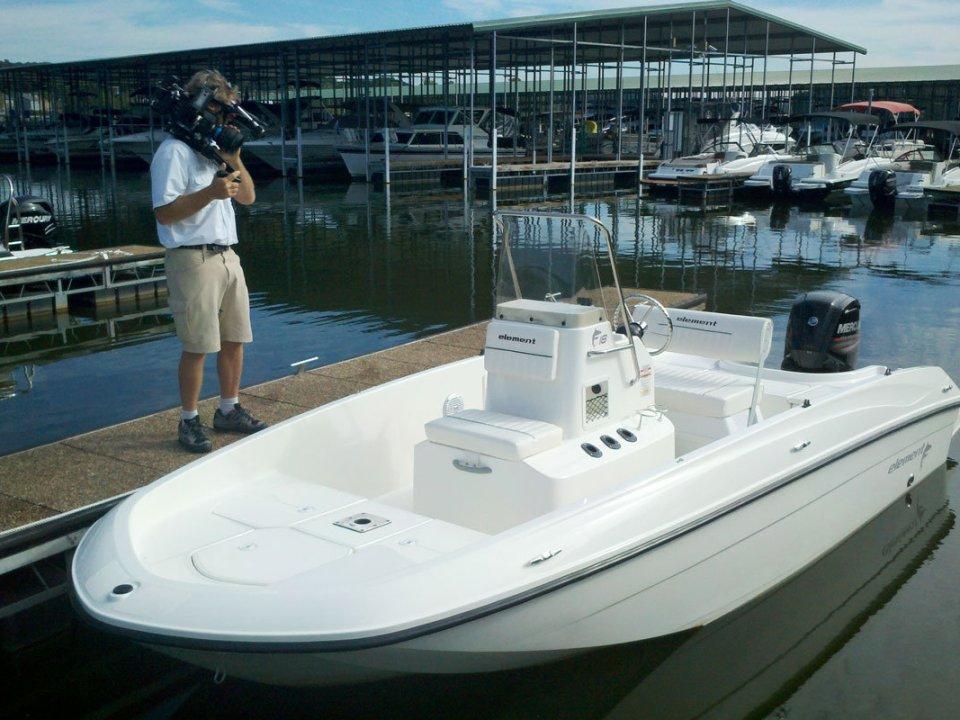 good looking boat