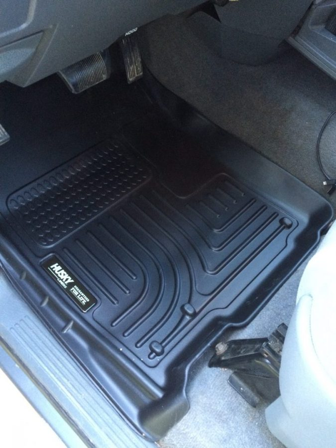 coverage liners interior seat husky back nissan titan floor w mats forum discussion forums cc full
