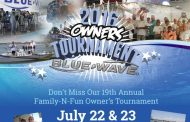 2016 19th Annual Blue Wave Boats Owners Tournament