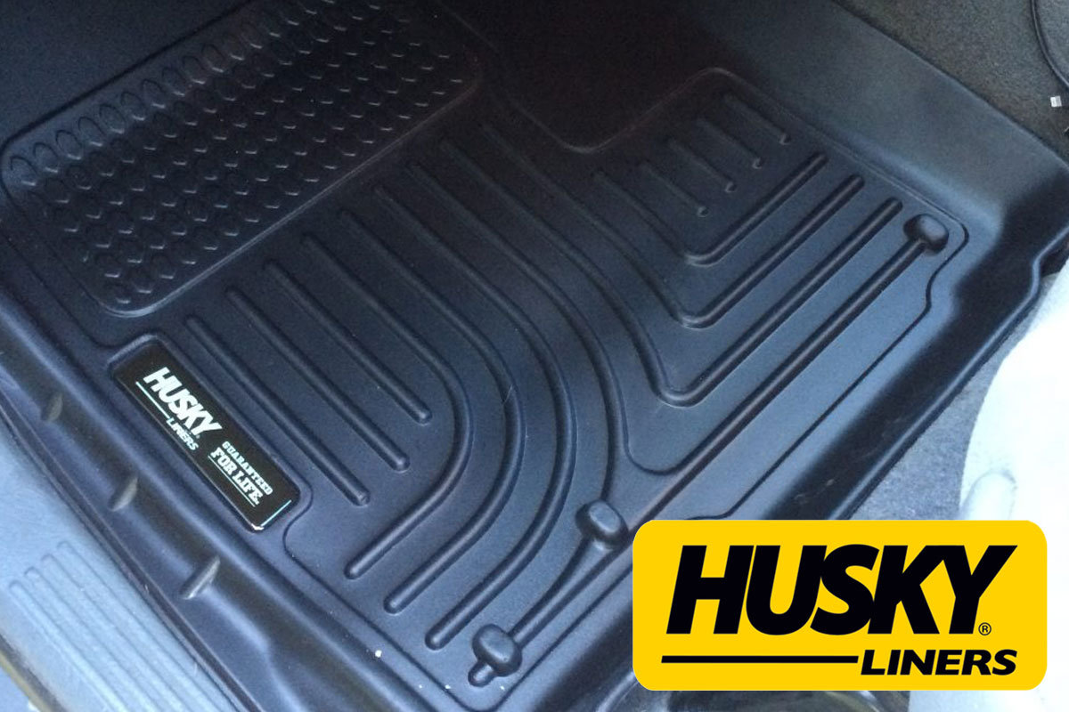 Husky Liners WeatherBeater Series - A Texas Tested Review