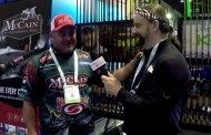 McCain Fishing with T-Roy Broussard - ICAST 2016