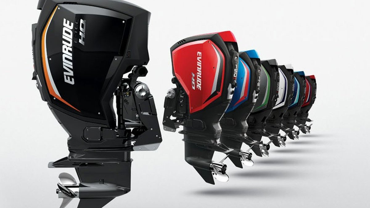 New Smaller Evinrude E-TECs G2 Outboards Hit the Water - Texas Fish
