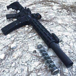 Innovative Arms M&P 15-22 Monocore