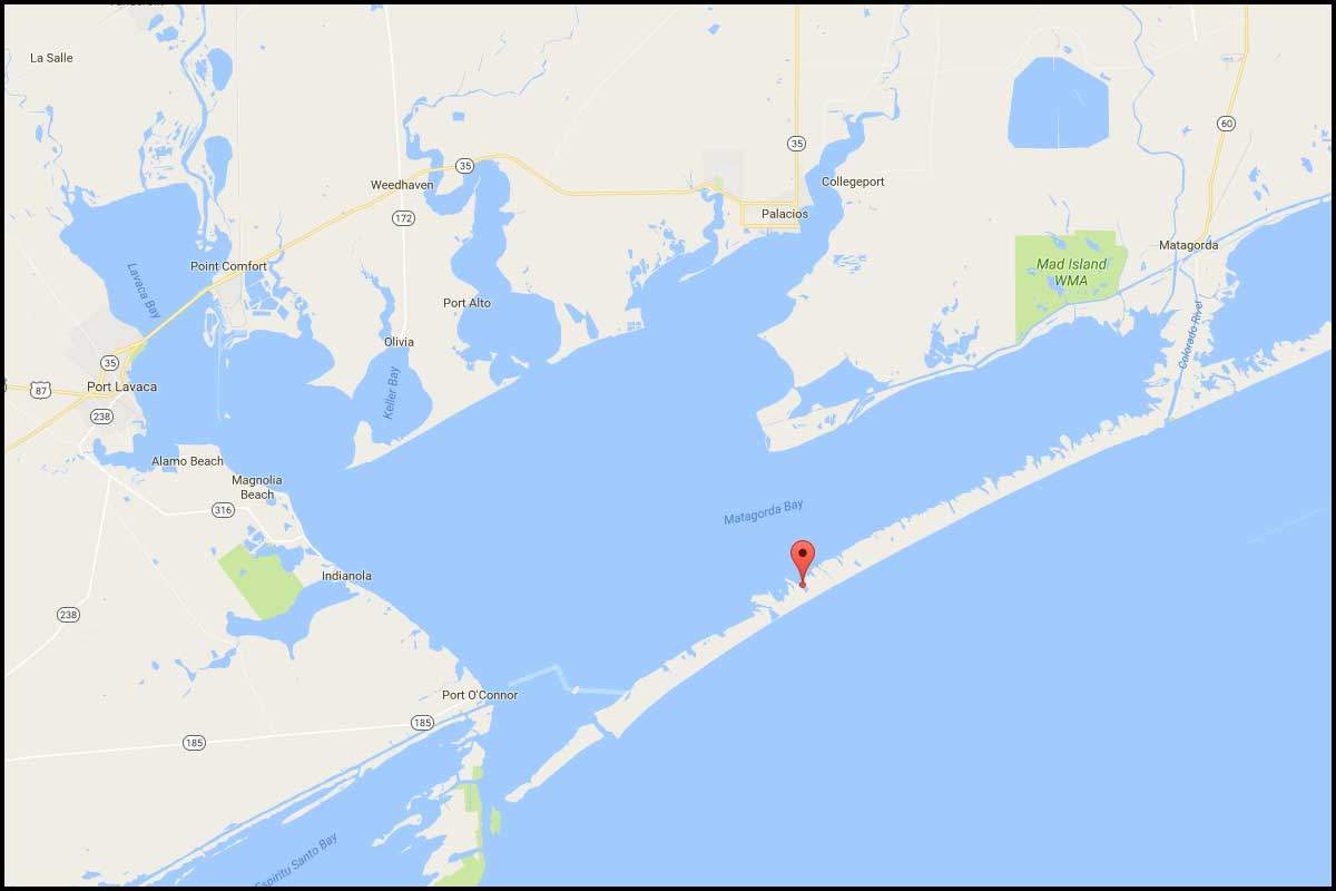 Texas Forecast Upper Coast West Matagorda Bay Cottons Bayou