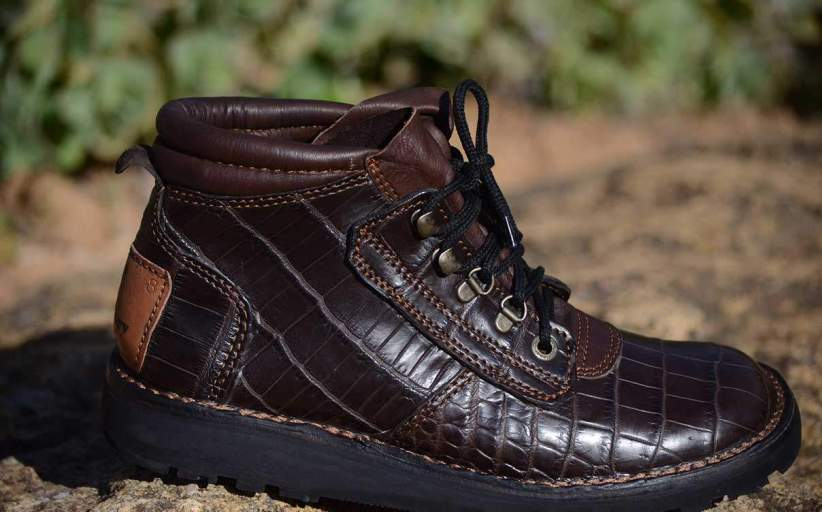 New Gear: African Sporting Creations Introduces the New Croc Safari Boot