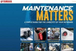 yamaha outboard maintenance matters