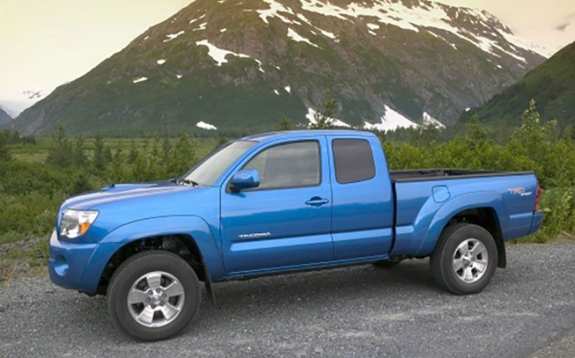 Toyota Settles Rust Case.  Are You Affected?