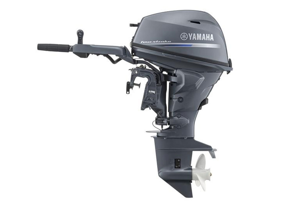 New Outboards From Yamaha  F25 And F90