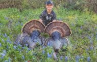 Texas Hotshots - Turkeys Down!