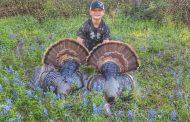 Texas Hotshots - Turkeys Down!