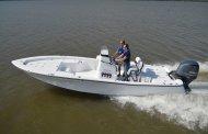 New Bay Boat: Blackjack 256 Hitting the Water