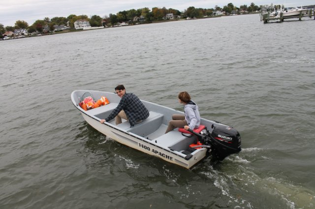 Battery Less Efi Awesome New Small Outboard Feature Texas Fish Game Magazine