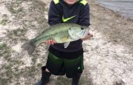 Texas Hotshots - Bryson's First Fish