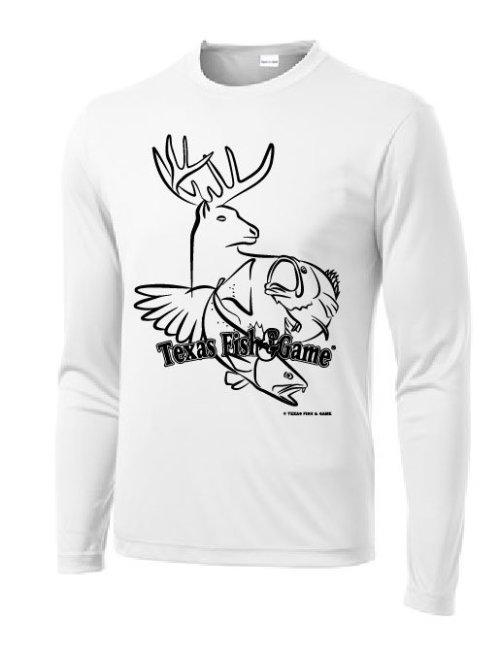 Fish-Fowl-Game Design Jersey