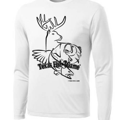 Fish-Fowl-Game Design Jersey