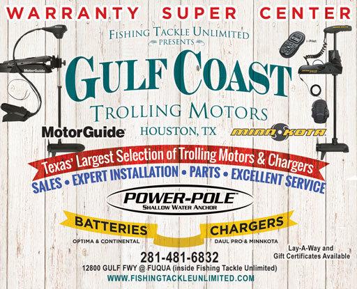 Gulf Coast Trolling Motors