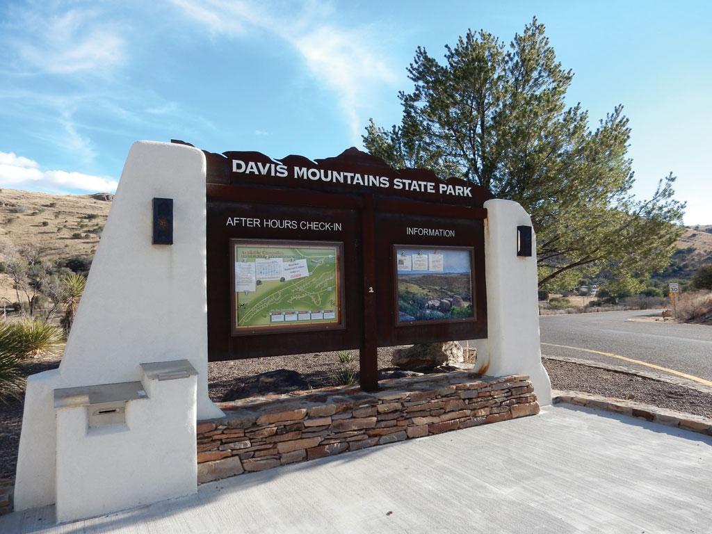 Davis Mountain State Park