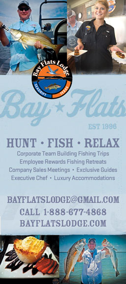 Bayflats Lodge